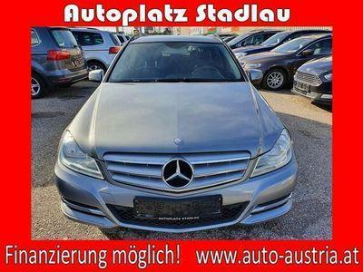 gebraucht Mercedes C180 T CDI A-Edition BlueEfficiency NAVI *FINANZIERUNG