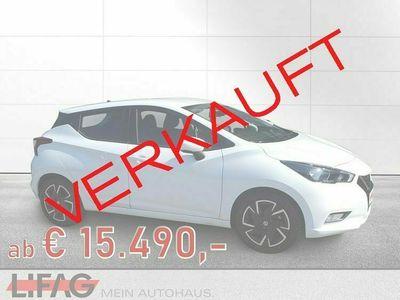 gebraucht Nissan Micra 92 Autom. N-Way *ab € 15.490-*