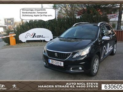 brugt Peugeot 2008 1,6 BHDI S&S Style