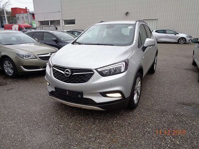 gebraucht Opel Mokka X 1,6 CDTI * Navi * LED * Start/Stop * Leasingfähi