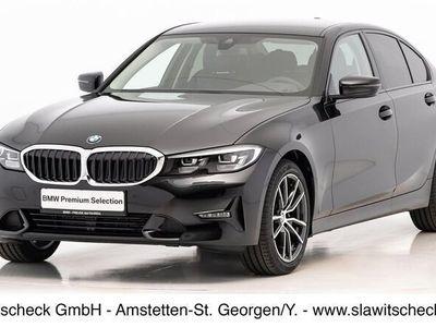 gebraucht BMW 320 d xDrive Limousine
