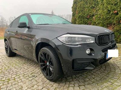 gebraucht BMW X6 xDrive30d NEUES MODELL ---M-Paket-MEGAVOLL---
