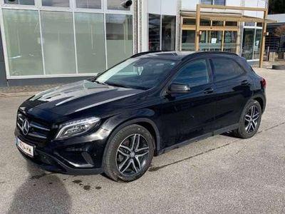 gebraucht Mercedes GLA220 CDI 4 Matic