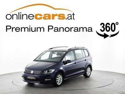 gebraucht VW Touran Comfortline 1,6 SCR TDI Kombi / Family Van,