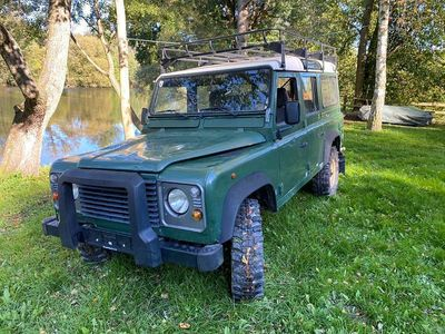 gebraucht Land Rover Defender 110 tdi LKW SUV / Geländewagen