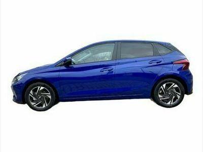 gebraucht Hyundai i20 i-Line Plus