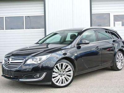 gebraucht Opel Insignia Sports Tourer 2.0 CDTi Innovation 4x4 * NAVI * AHK