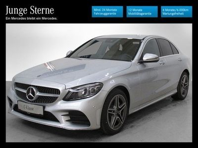 used Mercedes C220 D 4MATIC