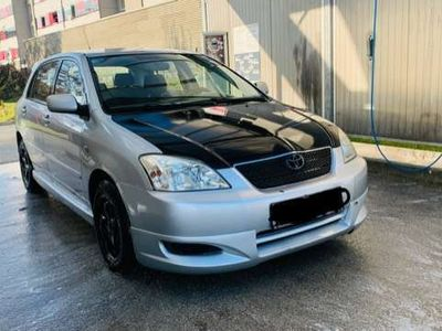 gebraucht Toyota Corolla 2.0 16V D-4D 5 porte