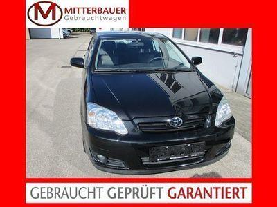 gebraucht Toyota Corolla 1,4 VVT-i Sol Austria