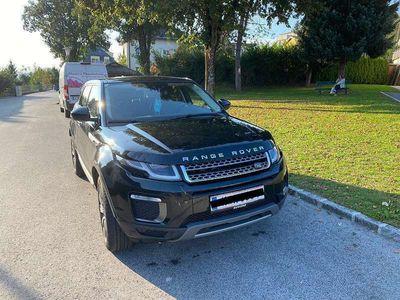 gebraucht Land Rover Range Rover evoque HSE 2,0 TD4 Aut. SUV / Geländewagen