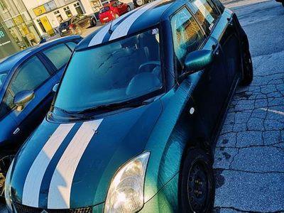 gebraucht Suzuki Swift 1,3 GL 5 Gang Klein-/ Kompaktwagen