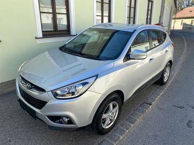 gebraucht Hyundai ix35 2,0 CRDi Premium AWD