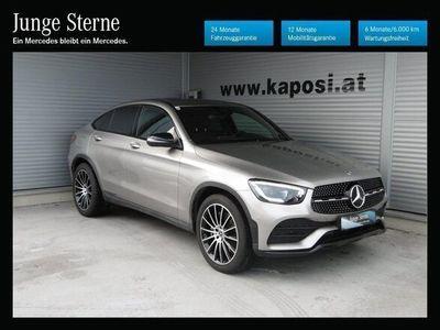 gebraucht Mercedes 200 GLCd 4MATIC Coupé