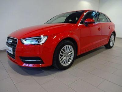 brugt Audi A3 Sportback 2.0 TDI qu. daylight