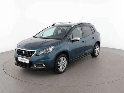 gebraucht Peugeot 2008 1,6 Blue-HDi Style