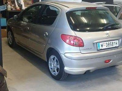gebraucht Peugeot 206 2.0 HDI Klein-/ Kompaktwagen