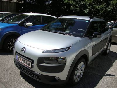 gebraucht Citroën C4 Cactus PureTech 110 S&S Manuell Feel