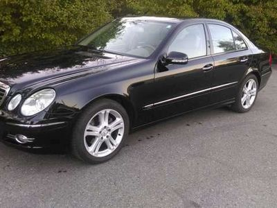 gebraucht Mercedes E320 E-KlasseCDI Limousine