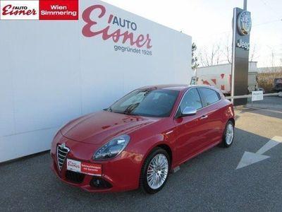 gebraucht Alfa Romeo Giulietta 1.4TB MULTIAIR 170PS Distinctive Limousine