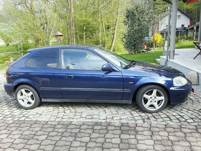 gebraucht Honda Civic EJ9 Sportwagen / Coupé,
