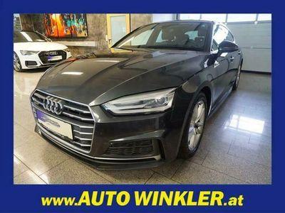 gebraucht Audi A5 Sportback 3,0TDI quattro S-tronic S-Line/Navi/Virtual