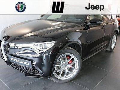 gebraucht Alfa Romeo Stelvio 2.0 280 PS ATX AWD SUPER SUV / Geländewagen,