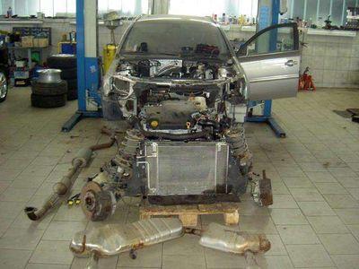 gebraucht Opel Signum 3,0 V6 CDTI Business Line Aut. TEILEVERKAUF