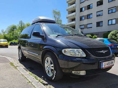 gebraucht Chrysler Grand Voyager *Neue Pickerl* 2,5 Limited CRD Ds. Lang Version