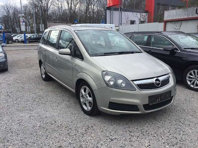 gebraucht Opel Zafira Cosmo 1,9 CDTI 7 SITZER Kombi / Family Van,