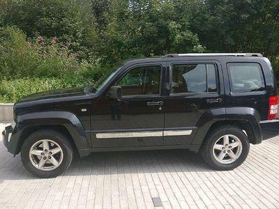 gebraucht Jeep Cherokee 2,8 CRD Limited SUV / Geländewagen,