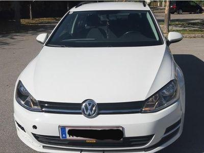 gebraucht VW Golf Variant Trendline BMT 1,6 TDI DPF