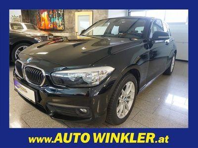 gebraucht BMW 114 d neues Modell