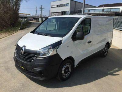 gebraucht Renault Trafic L1H1 2,7t Kasten,Mwst.Ausweisbar,Picker+ServiceNeu