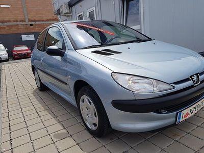 gebraucht Peugeot 206 Sport 1,4