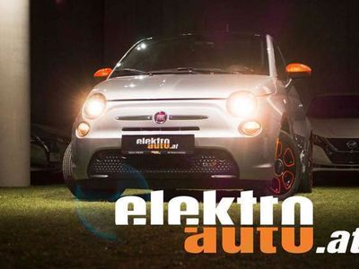 gebraucht Fiat 500e 500ELEKTRO * Sunroof * Sport * Top-Batterie *