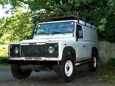 gebraucht Land Rover Defender 110 Hard top