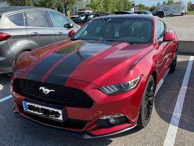gebraucht Ford Mustang 2,3 Eco Boost Sportwagen / Coupé