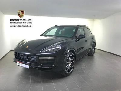 used Porsche Cayenne Turbo III
