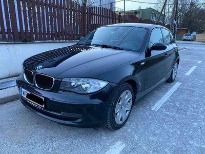 gebraucht BMW 116 1er-Reihe d E87 Facelift Österreich-Paket Klein-/ Kompaktwagen