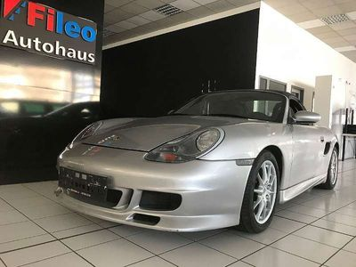 brugt Porsche Boxster CABRIO Cabrio / Roadster,