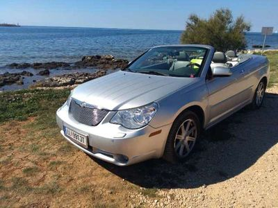 gebraucht Chrysler Sebring Cabriolet 2,0 CRD Limited Hardtop