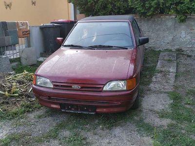 gebraucht Ford Escort Cabriolet Escort cabrio / Roadster,