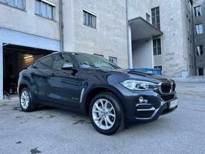 gebraucht BMW X6 xDrive30d Sport Activity Öst.Pak. -TOP Zustand SUV / Geländewagen