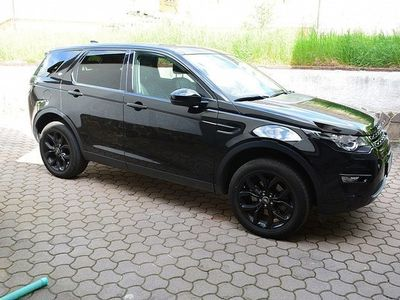 gebraucht Land Rover Discovery Sport 2,0 SD4 4WD SE Aut. 7-SITZER!!!
