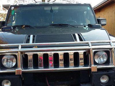gebraucht Hummer H2 SUV / Geländewagen