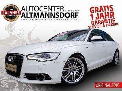 usata Audi A6 3,0 TDI Q*S-tronic*S-LINE*SOFORT-KREDIT*MOD2013 Limousine,