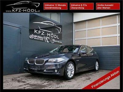 gebraucht BMW 520 5er Touring d xDrive Touring Österreich-Paket Aut., 190 PS, 5 Türen, Automatik