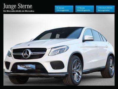 gebraucht Mercedes 350 GLE Coupéd 4MATIC Aut. *AMG-Line*Comand*Distronic*LED*Nappa-Leder*u.v.m.*