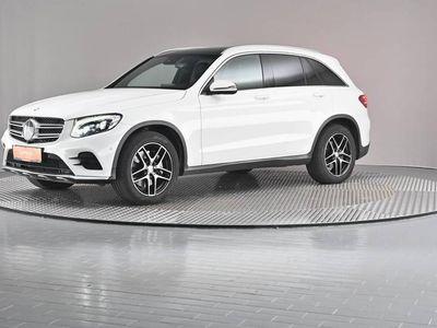 gebraucht Mercedes E250 GLC-Klasse d AMG Line 4Matic 9G-TRONIC